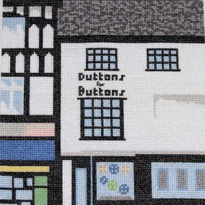 Cross Stitch Kit – York Shop