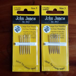 John James Needles