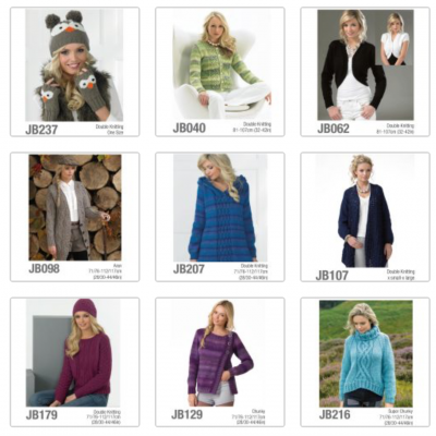 Adult Knitting Patterns_Home page