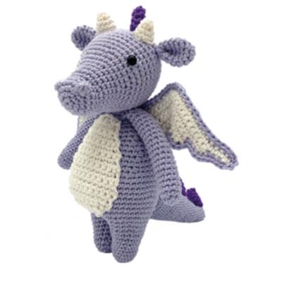 Dragon Syl_Crochet Kit_Hardicraft