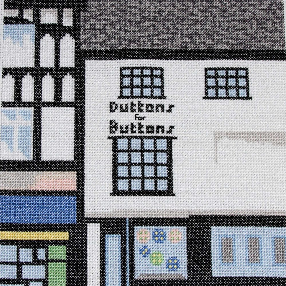 Duttons for Buttons Cross Stitch_2018 10 08 (Photographed by David Birtle)
