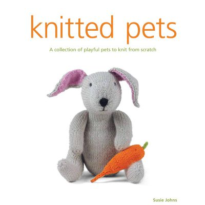 Knitted Pets- £14.99