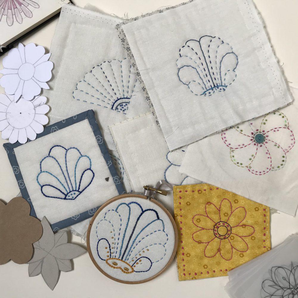 Shells & Wildflowers_HelenBarnes_DuttonsforButtons