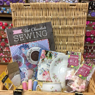 Soothing Sewing Hamper_©DuttonsforButtons