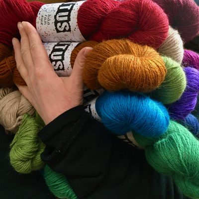 Titus Yarn from Baa Ram Ewe