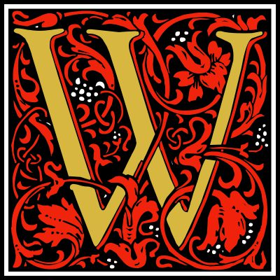 william-morris-letter-w_red and gold_edited-1